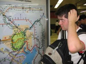Japonsko - Nalezen planek Tokyo metra