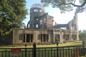 Japonsko - Hiroshima - A-Bomb dome