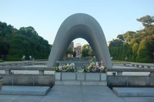 Japonsko - Hiroshima - Peace park