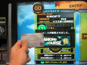Japonsko - DDR X profil Xsoft registrovan