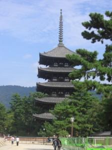 Japonsko - Nara