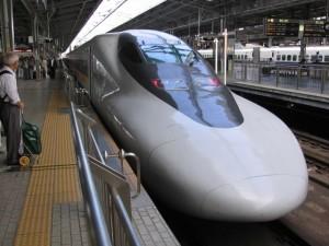Japonsko - head to Tokyo