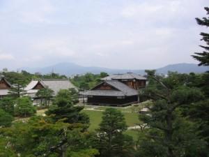 Japonsko - Nijo Castle