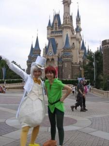 Japonsko - Tokyo Disneyland Resort